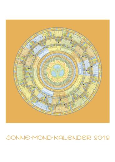 SonneMondKalender 2019 - Poster