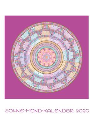 SonneMondKalender 2020 - Poster