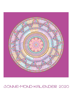SonneMondKalender 2020 - Postkarte