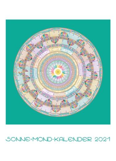 SonneMondKalender 2021 - Postkarte