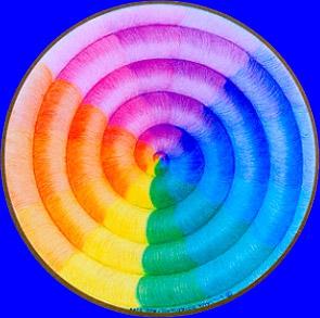 EnergieAufkleber - HarmonieMandala